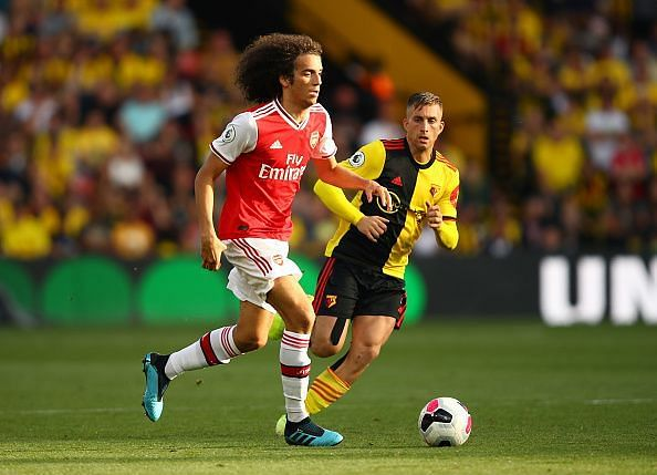 Guendouzi could give this Arsenal side the bite in midfield that they need.
