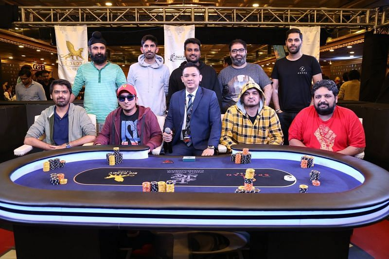 IPC Day 5 [Image Courtesy: The Spartan Poker]
