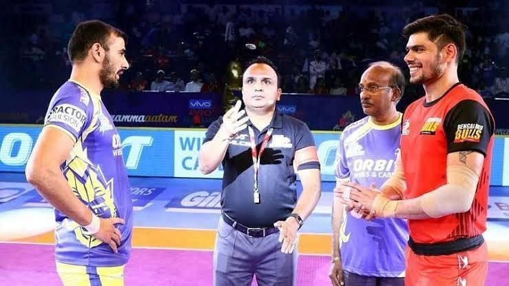 Tamil thalivas vs Bengaluru Bulls