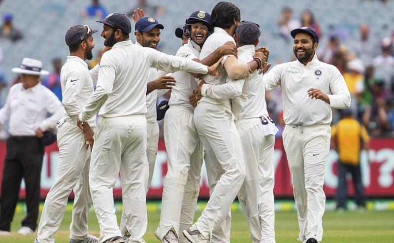 भारतीय टेस्ट टीम का ऐलान