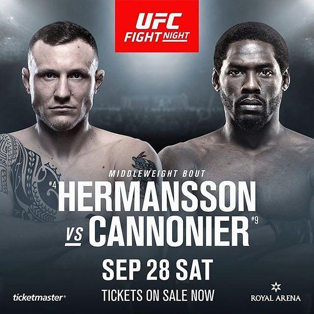 UFC Fight Night 160