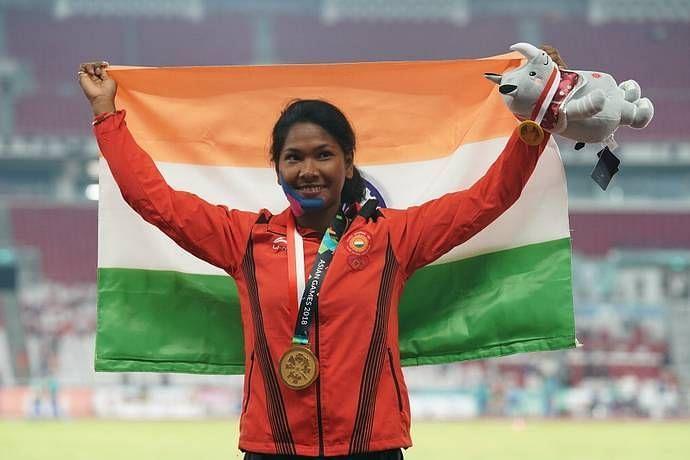 एशियाई खेल स्वर्ण पदक