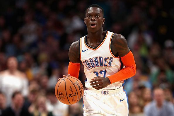 Dennis Schroder is among the Oklahoma City Thunder stars being linked with a move away