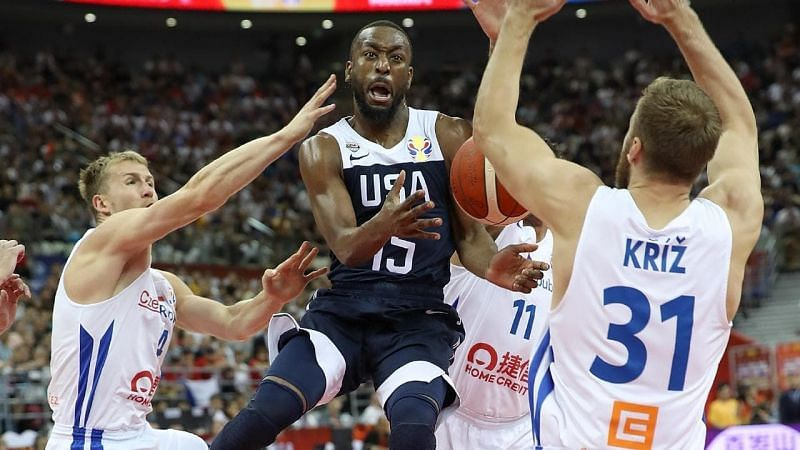 This is the 18th straight FIBA WC with Team USA starting 1-0.