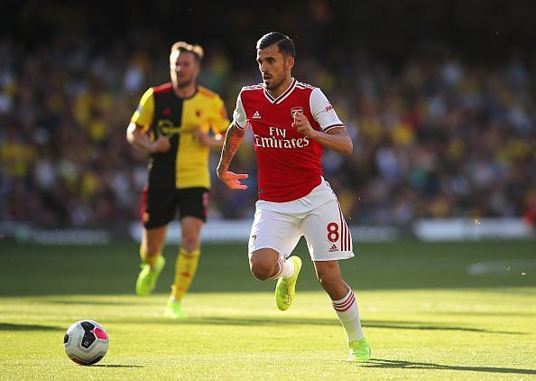 With Mesut Ozil back in the fray, Dani Ceballos may have to fight for his spot