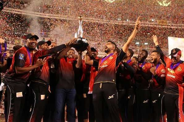 Trinbago Knight Riders are the most successful team in the CPLT20 with three titles.