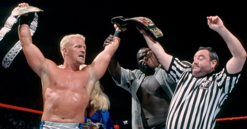 Double J chose not to be a double champion