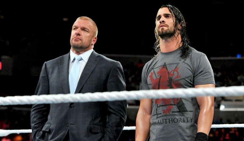 Triple H and Seth Rollins have been close friends for a number of years