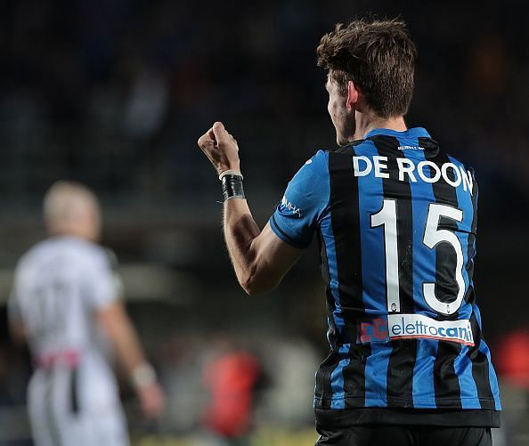 28-year-old Marten de Roon is a talented defensive midfielder