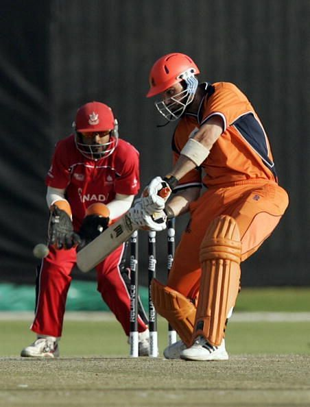 Canada v Netherlands - ICC Cricket World Cup Qualifier