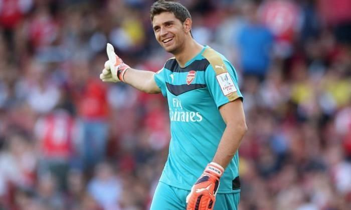 Do you think Emiliano Martinez could be Arsenal