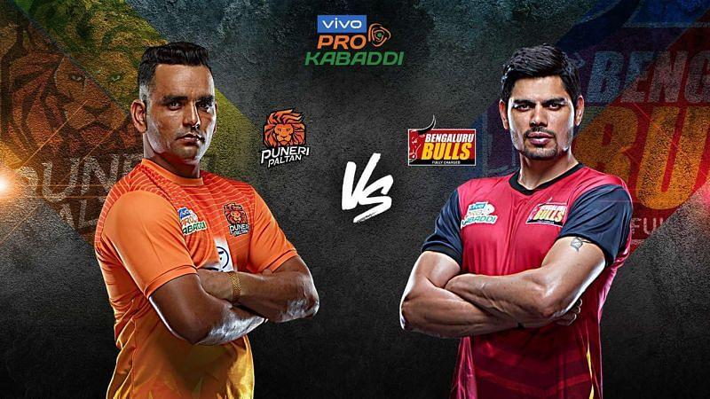 Puneri Paltan look to end their home leg on a high note against Bengaluru Bulls.