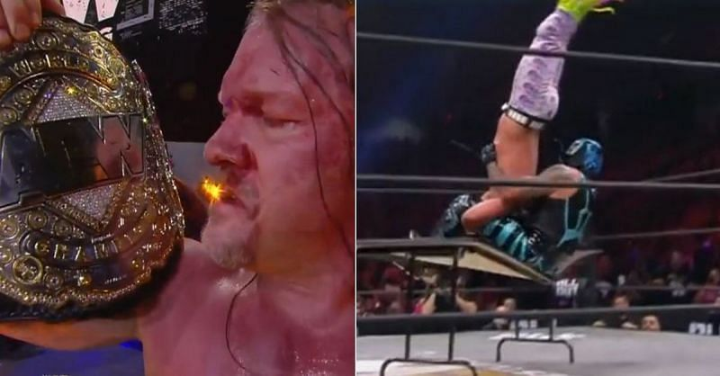 AEW ALL Out Results: First AEW World Champion crowned, Fired WWE legend makes debut