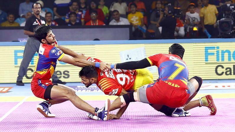 UP Yoddha remained unbeaten in both Bengaluru and Kolkata legs
