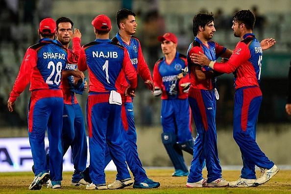 अफगानिस्तान ने लगातार 12वां टी20 अंतरराष्ट्रीय जीता