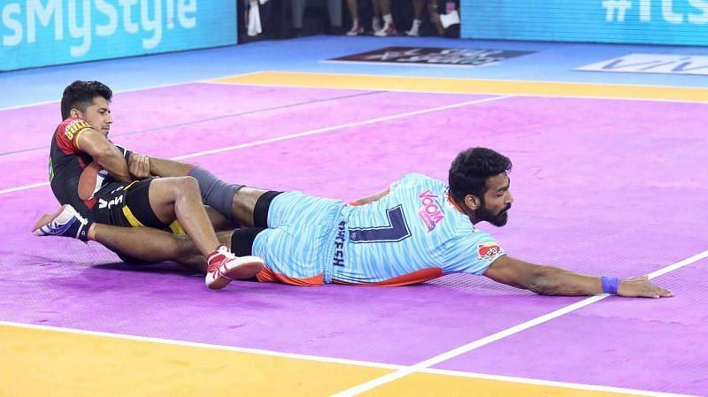 Sukesh Hegde surprised everyone with his incredible performance in the home leg