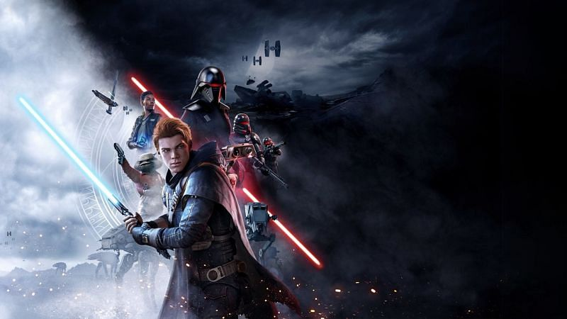 Star Wars Jedi Fallen Order Is Getting A Limited Edition Art Book By Dark Horse Comics
