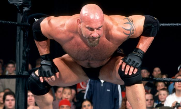 Goldberg is one of the best Jewish wrestlers ever and has re-appeared with the WWE after a 12-year hiatus