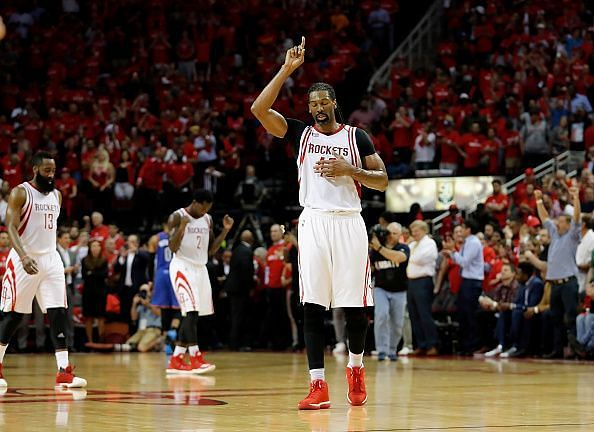Nene is set to return to Houston following his departure back in June