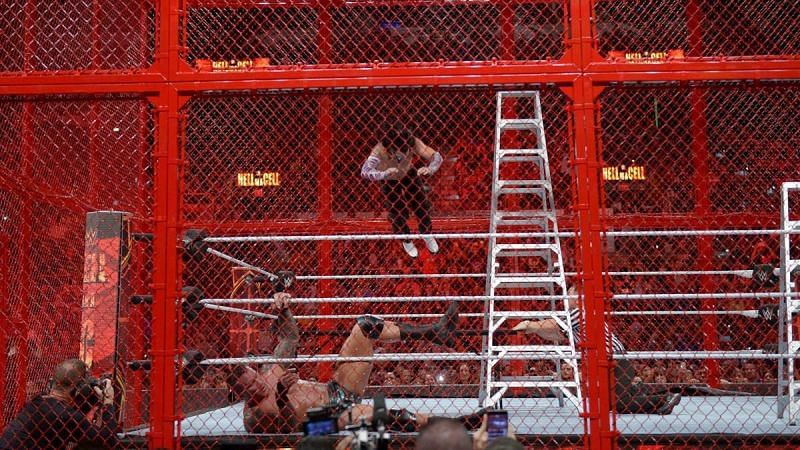Hell in a Cell hindi