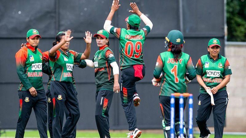 बांग्लादेश ने टूर्नामेंट जीता, फाइनल में थाईलैंड को हराया (फोटो: ICC)