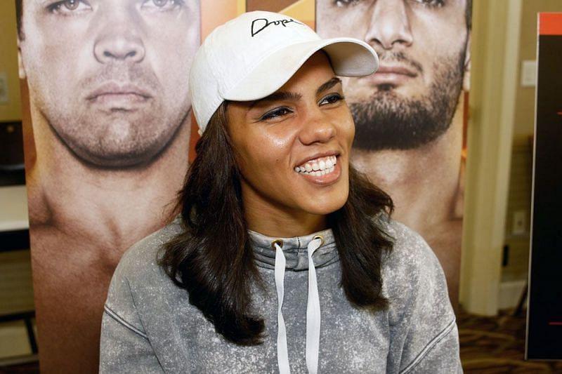 WBC Championship titleholder Ava Knight is set to make MMA debut at Bellator 228 [Image: MMA Junkie]