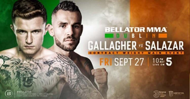 Bellator Dublin/Bellator 227