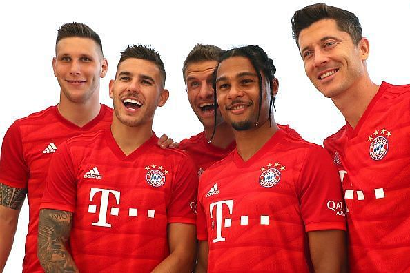 Bayern will start their European campaign on Wednesday