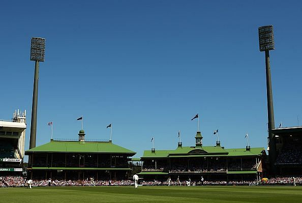 Sydney Cricket Ground is the home of New South Wales