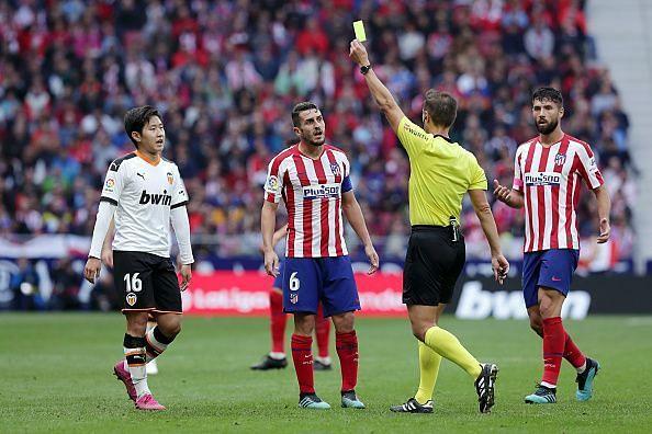 Club Atletico de Madrid v Valencia CF - La Liga