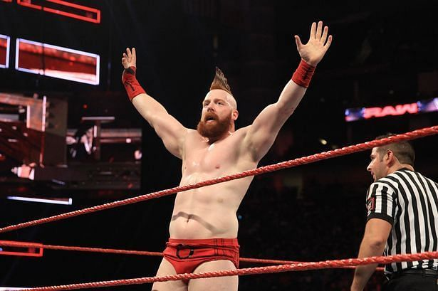 Sheamus has not been on WWE television since the week after WrestleMania 35