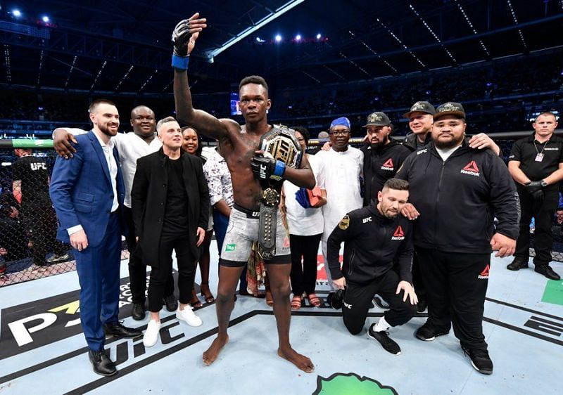 The New King of the Middleweights!