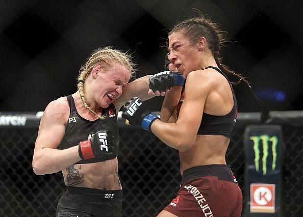 UFC 231 Shevchenko v Jedrzejczyk