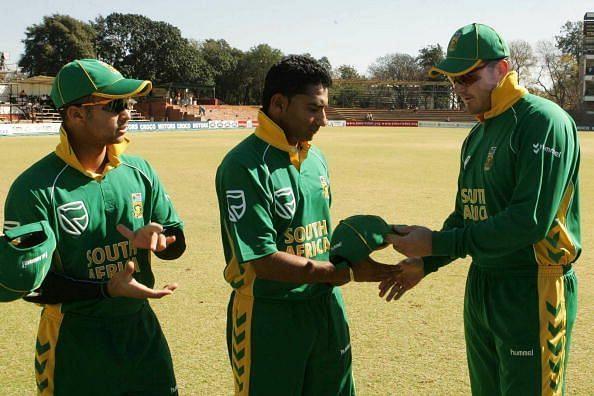 One Day International - Zimbabwe v South Africa