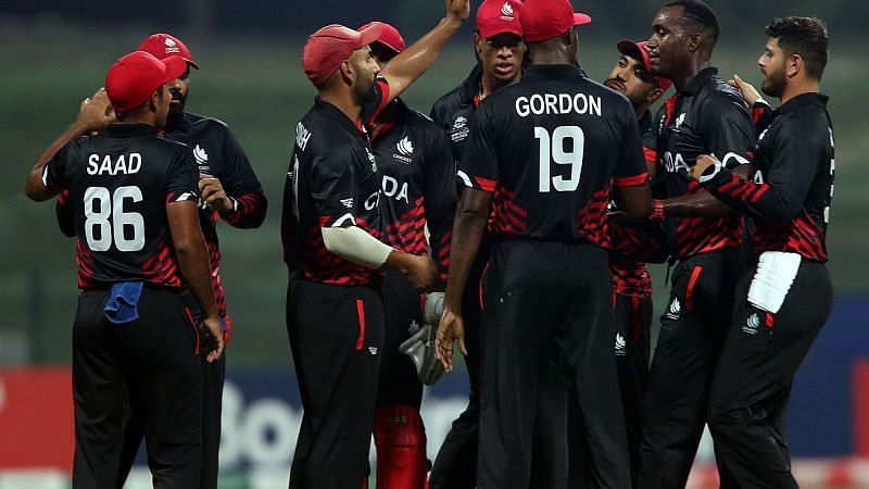 Canada are undefeated in the ICC T20 Qualifiers 2019.
