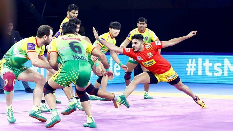 Gujarat Fortune Giants lost their penultimate match of the season