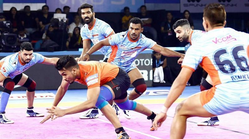 Jeeva Kumar won the title this edition with Bengal Warriors