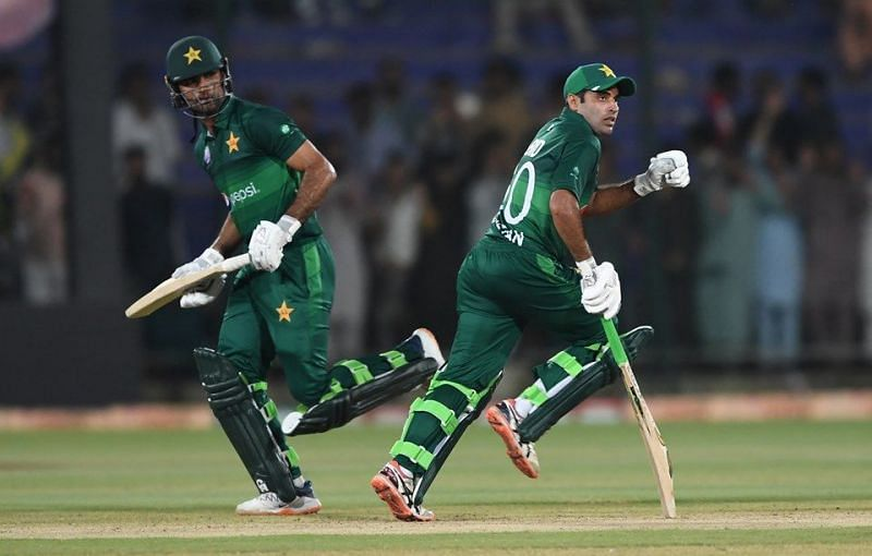 पाकिस्तान ने 5 विकेट से जीता मैच