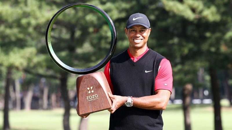 Tiger savours 'crazy' record after matching Snead for 82 ...