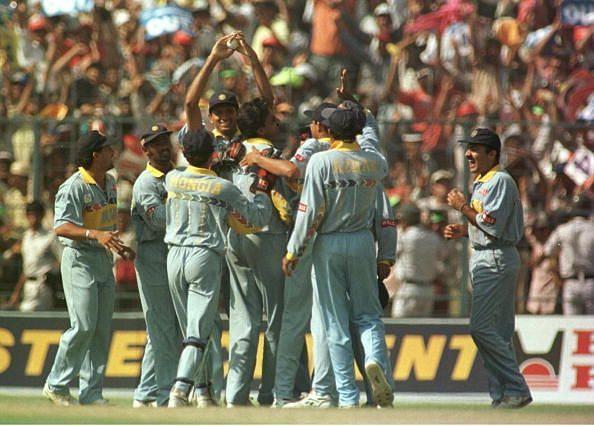भारत ने रोमांचक मुकाबले में ऑस्ट्रेलिया को हराया था