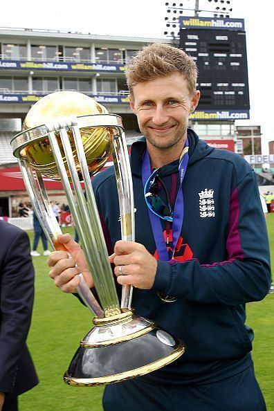 England ICC World Cup Victory Celebration