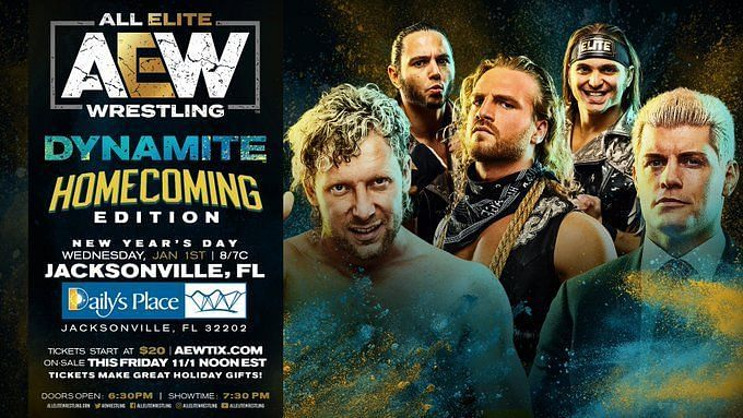 Ver AEW Dynamite Homecoming 8/4/21