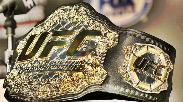 The old UFC championship