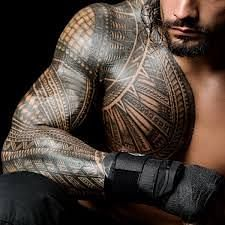 roman reigns tattoo