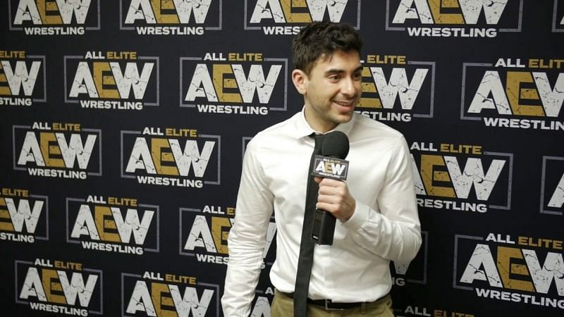 During the AEW Full Gear media scrum, the owner of the company talked more about AEW Games.