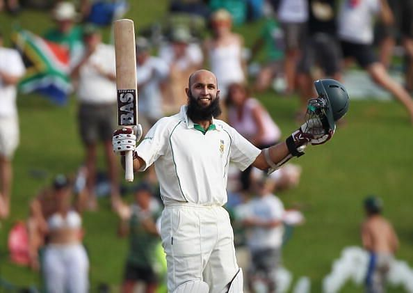 Hashim Amla announced his retirement from international cricket in August