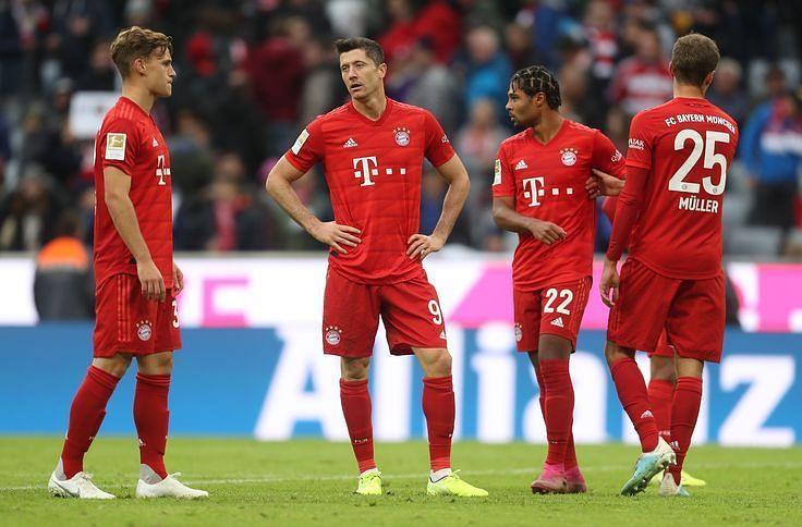 Bayern missed chances aplenty against Hoffenheim