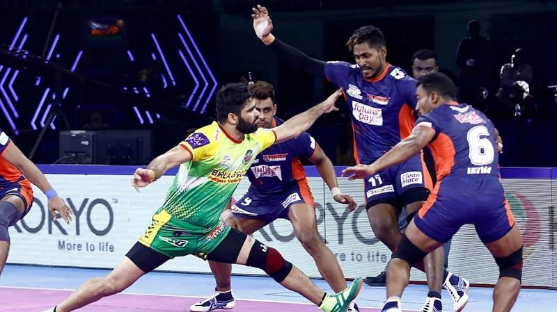 Bengal Warriors need to take care of Pardeep Narwal