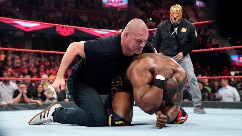 WWE रॉ का शो