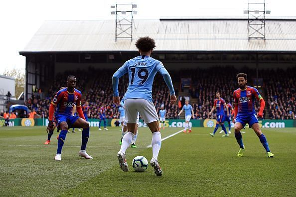 Premier League 2019/20: Crystal Palace v Manchester City ...